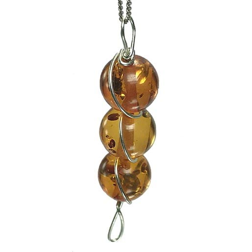 gemstone amber jewellery