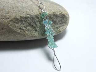 unusual apatite jewellery