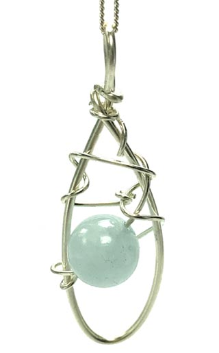 aquamarine birth stone jewellery