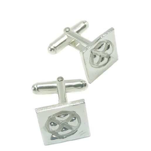 handmade wheel cufflinks