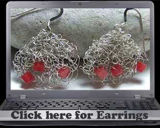 earrings handmade