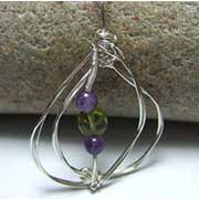 gemstone handmade jewellery