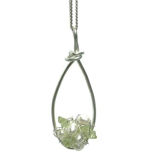 peridot gemstone jewelry