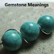gemstone meanings and birthstones