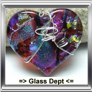 glass handmade jewellery