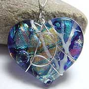 glass jewellery uk