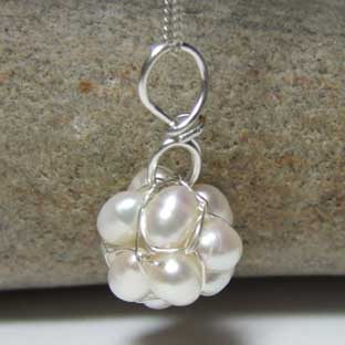 Unusual Jewellery Pearl