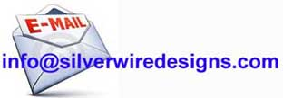 silver wire designs email