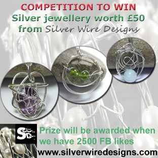 competition to win jewellery
